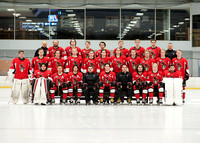 Binghamton Junior Senators Team Shots 25JAN2017